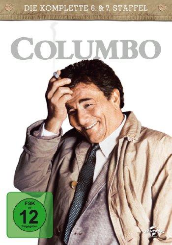DVD - Columbo - Staffel 6 & 7