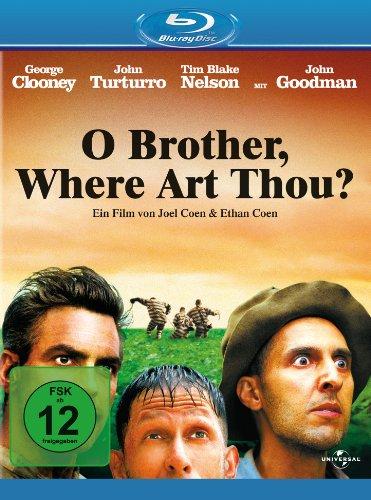 Blu-ray - O Brother, Where Art Thou?