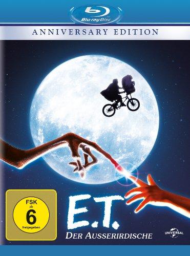 Blu-ray - E.T. - Der Außerirdische [Blu-ray]