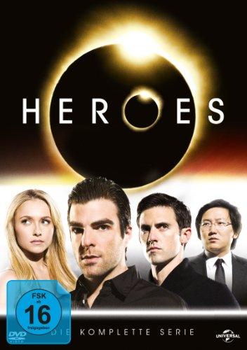 DVD - Heroes - Die komplette Serie (23 CD SET)