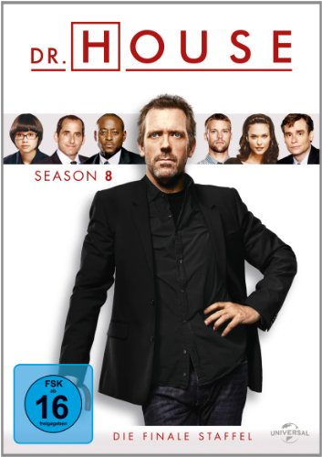 DVD - Dr. House - Staffel 8