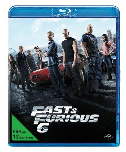 Blu-ray - Fast & Furious 6 [Blu-ray]