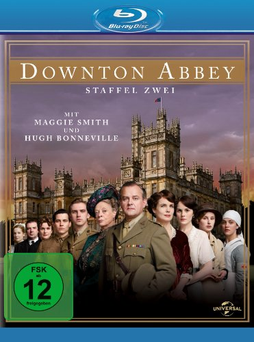 Blu-ray - Downton Abbey - Staffel 2