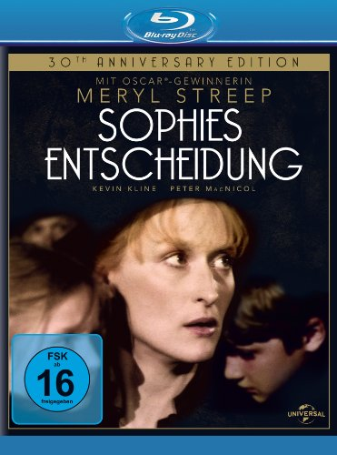 Blu-ray - Sophies Entscheidung (30th Anniversary Edition)