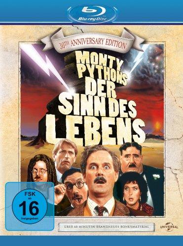 Blu-ray - Der Sinn des Lebens (Monty Phyton) (30th Anniversary Edition)