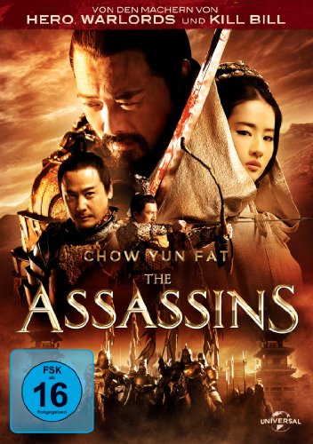 DVD - The Assassins