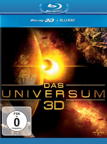 Blu-ray - Das Universum [3D Blu-ray]