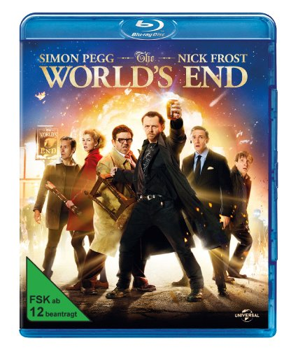 Blu-ray - The World's End
