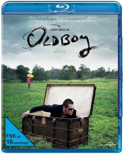 Blu-ray - Oldboy (Remake)
