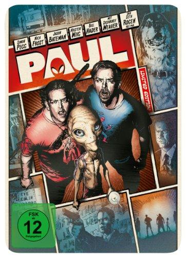 Blu-ray - Paul - Ein Alien auf der Flucht (Limited Edition) (Steelbook)