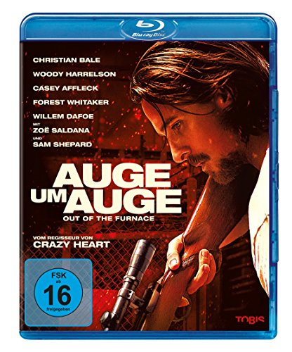 Blu-ray - Auge um Auge - Out of the Furnace