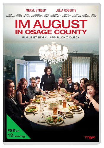 DVD - Im August in Osage County