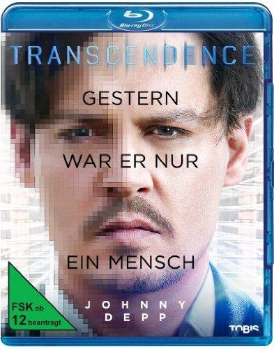 Blu-ray - Transcendence