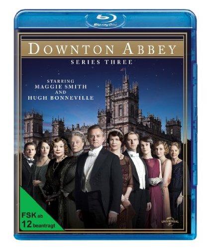 Blu-ray - Downton Abbey - Staffel 3