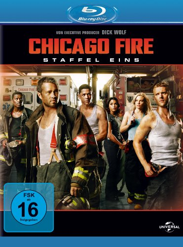 Blu-ray - Chicago Fire - Staffel 1