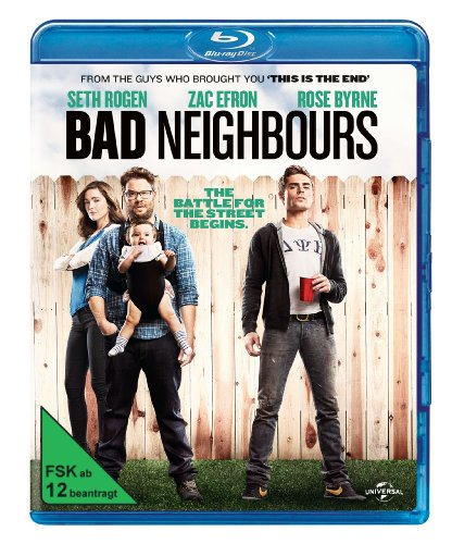 Blu-ray - Bad Neighbors