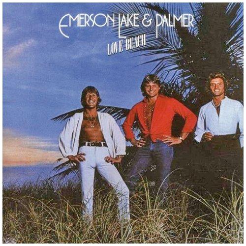 Emerson Lake & Palmer - Love Beach (Reissue)