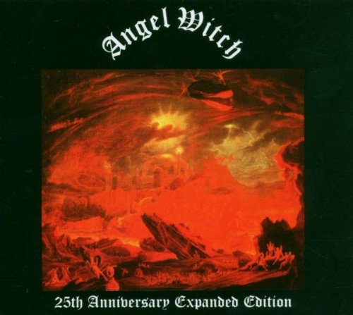 Angel Witch - 25th anniversary expanded edition (UK-Import)