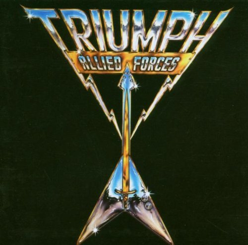 Triumph - Allied Forces (Millennium Remastered Series)