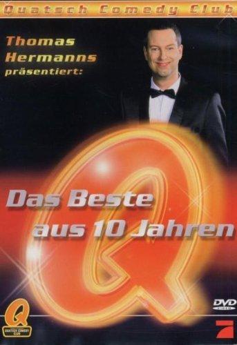 DVD - Quatsch Comedy Club - Das Beste aus 10 Jahren (Thomas Hermanns präsentiert)