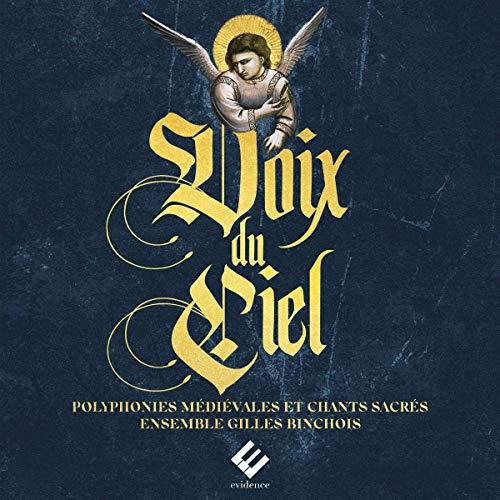Ensemble Gilles Binchois & Vellard , Dominique - Voix Du Ciel - Polyphonies Medievales Et Chants Sacres