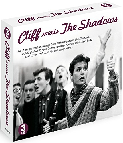 Richards , Cliff - Cliff meets the Shadows