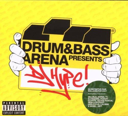 Sampler - Drum & Bass Arena (DJ Hype)
