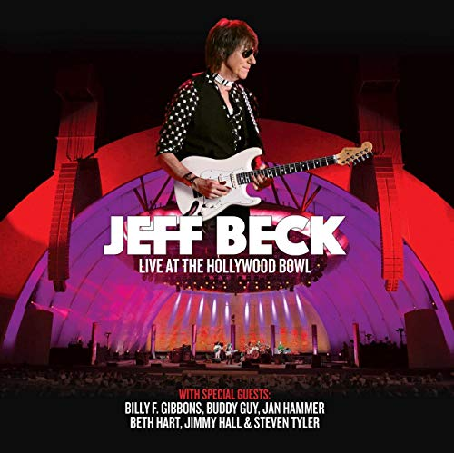 Beck , Jeff - Live at the Hollywood Bowl (inkl. DVD)