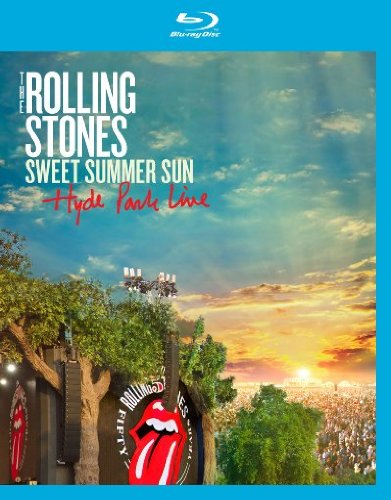 Rolling Stones , The - Rolling Stones - Sweet Summer Sun/Hyde Park Live [Blu-ray]