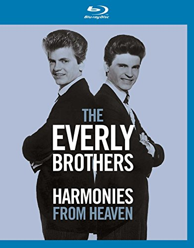 Everly Brothers , The - Harmonies From Heaven (  DVD) (Blu-ray)