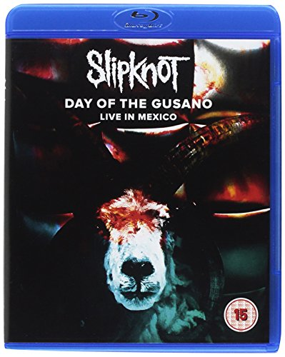 Slipknot - Day Of The Gusano - Live In Mexico [Blu-ray]