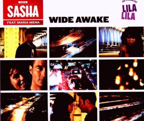 Sasha - Wide Awake (Feat. Maria Mena) (Maxi)