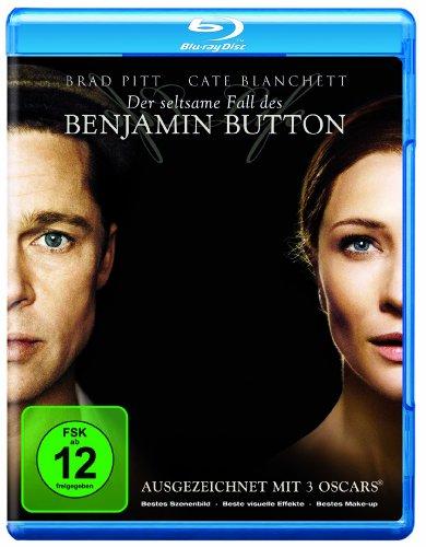 Blu-ray - Der seltsame Fall des Benjamin Button