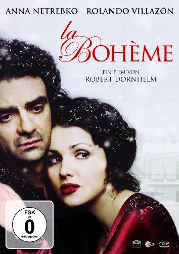 DVD - La Boheme (Giacomo Puccini)