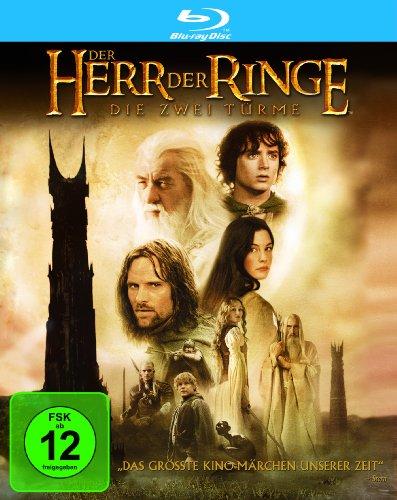 Blu-ray - Der Herr der Ringe - Die zwei Türme