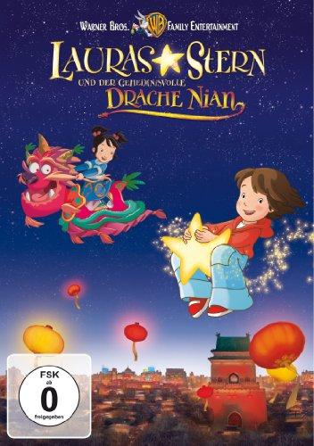 DVD - Lauras Stern und der geheimnisvolle Drache Nian