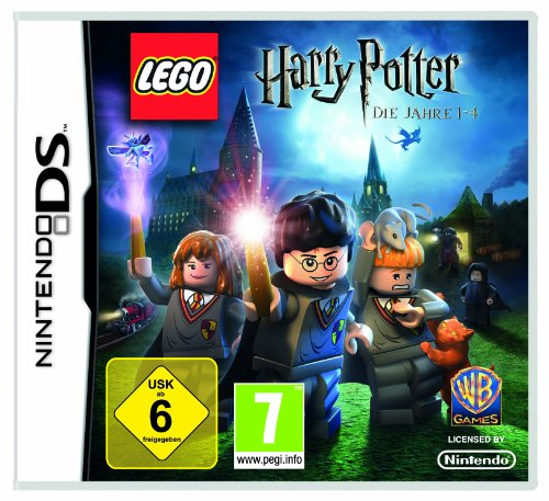 Nintendo DS - LEGO Harry Potter - Die Jahre 1 - 4