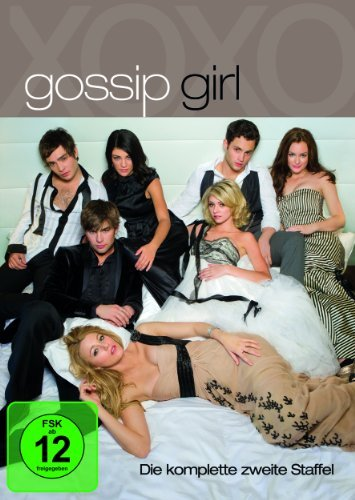 DVD - Gossip Girl - Staffel 2