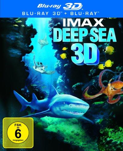 Blu-ray - IMAX - Deep Sea 3D