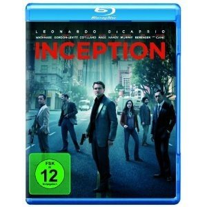 Blu-ray - Inception