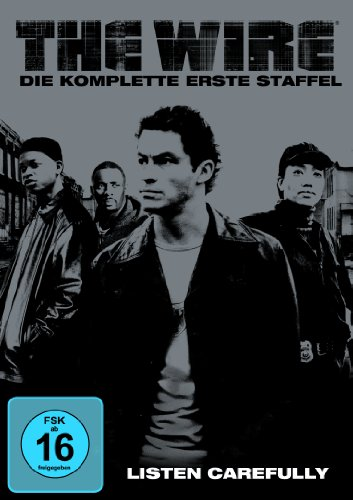 DVD - The Wire - Staffel 1