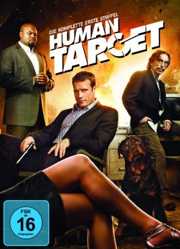DVD - Human Target - Staffel 1