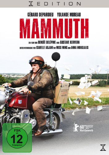 DVD - Mammuth