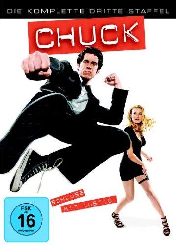 DVD - Chuck - Staffel 3