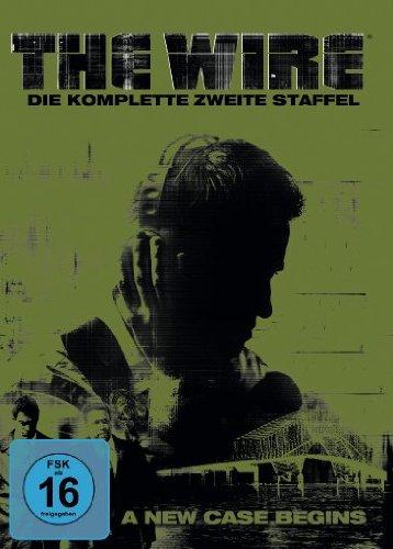 DVD - The Wire - Staffel 2