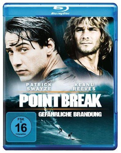 Blu-ray - Point Break - Gefährliche Brandung