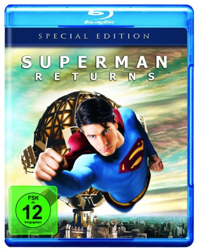 Blu-ray - Superman Returns (Special Edition)