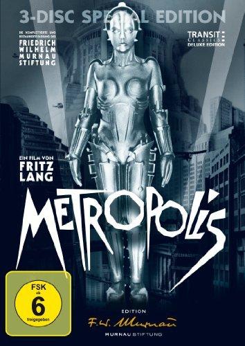 DVD - Metropolis (Deluxe Edition)