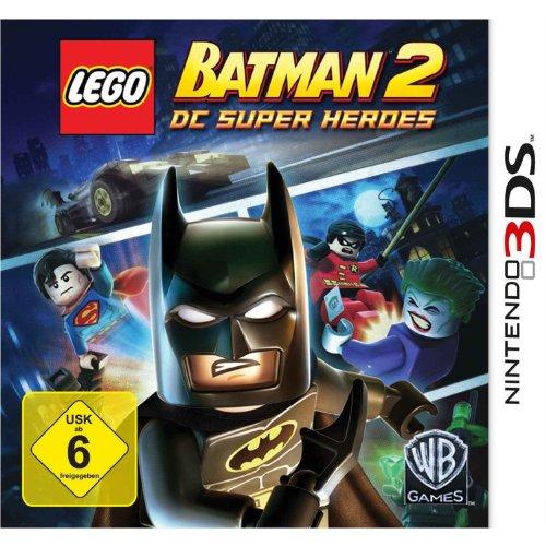 Nintendo 3DS - LEGO Batman 2: DC Super Heroes