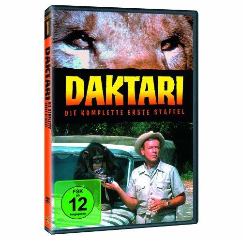 DVD - Daktari - Staffel 1